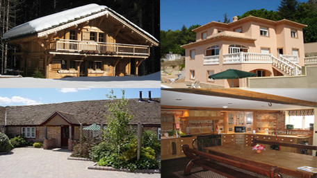 furnished holiday lettings tax relief ski chalet cottage