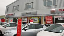 Car Dealership - Wiltshire