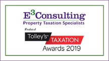 Finalist in 2019 Taxation Awards - Best Independent Tax Consultancy Firm