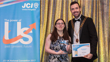 Success at the JCI UK National Convention 2017