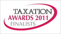 E3 Consulting Shortlisted for Lexis Nexis Taxation Awards 2011