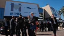 MIPIM in Cannes - March 2010