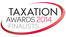Property Taxation Specialist - Finalist in 2014 Taxation Awards