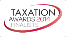 Lexis Nexis Taxation Awards - 2014