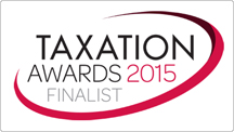 Lexis Nexis Taxation Awards - 2015