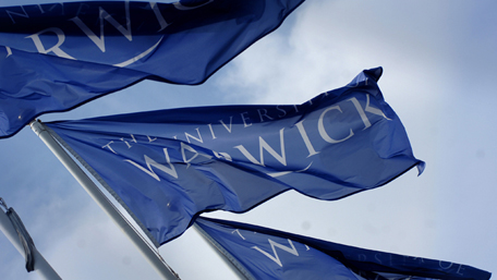 Warwick University Flags